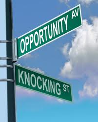 take advantage of opportunties