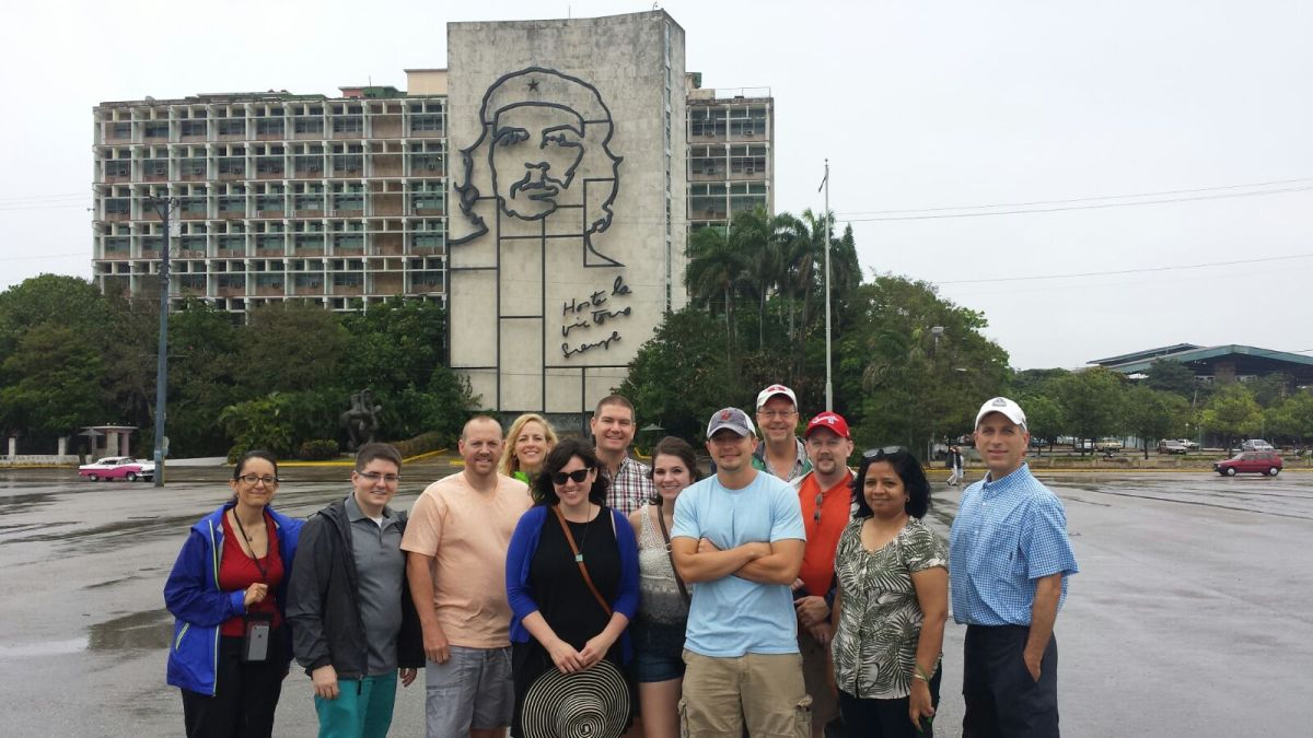 UMSL PMBA Students Head to Cuba as a part of the Curriculum!